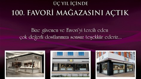 100 magaza favori internet